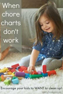 When chore charts don't work