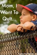 My Kid Wants to Quit an Extracurricular Activity.  What Should I do?
