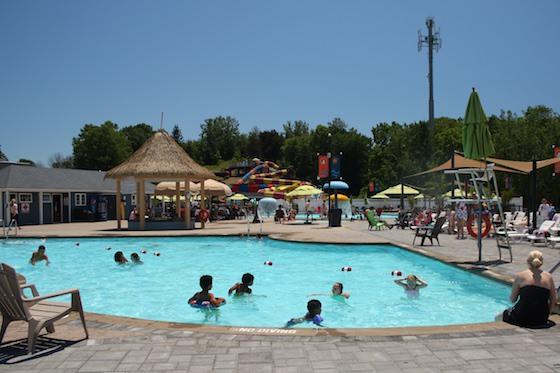 Main Pool - Sherkston Resort