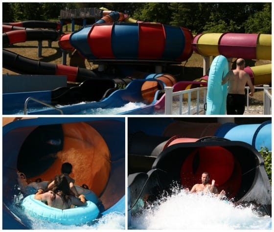Inflatable Slide North Myrtle Beach: Sherkston Shores Beach Resort And Campground