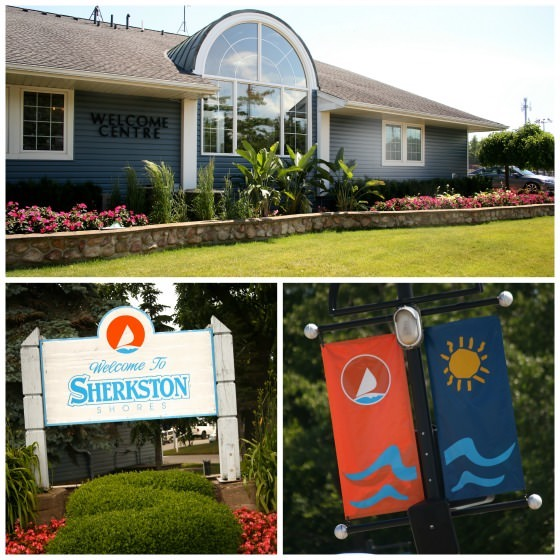 Welcome to Sherkston Shores Beach Resort on Lake Erie
