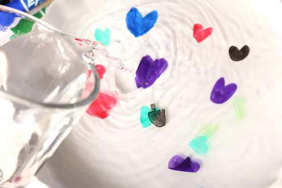 How to do dry erase marker water trick