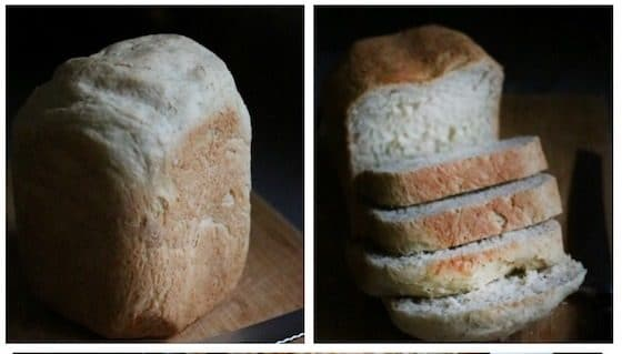 Easy Bread Machine Honey Oat Bread Recipe for Bread Maker