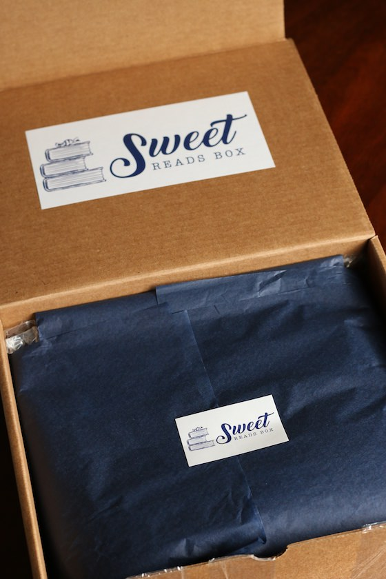 Unboxing Sweet Reads Box