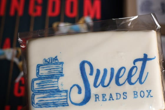 Sweet Reads Cookie