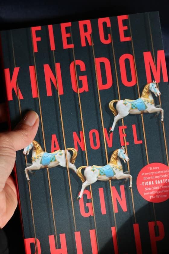 A Fierce Kingdom Book Cover