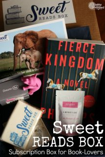 Sweet Reads Subscription Box - Fierce Kingdom