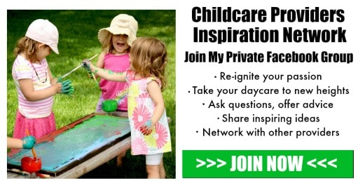 Childcare Providers Inspiration Network By Happy Hooligans