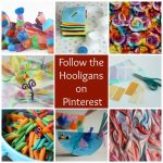 follow the hooligans on Pinterest