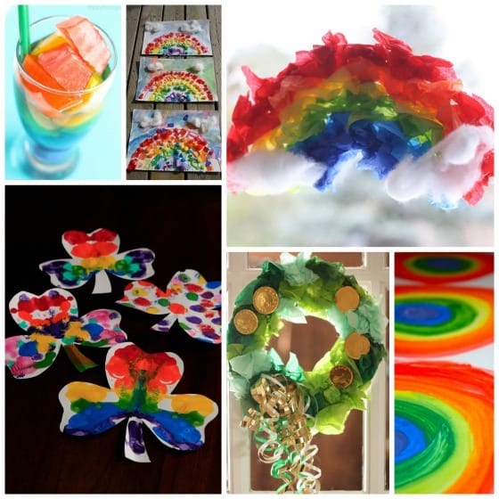 St Paddy's Day Crafts and Activities for Kids