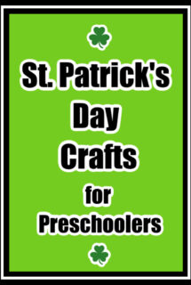 St. Patrick's Day crafts and activities cover image