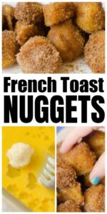 French Toast Nuggets Long Pin