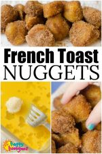 French Toast Nuggets – A Fun, Finger-Food Lunch Idea for Kids