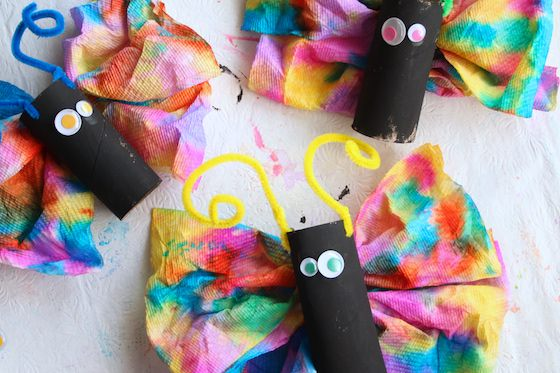 30 Toilet Paper Roll Crafts And Activities For Kids Happy Hooligans