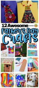 12 Father's Day Gifts Kids Make