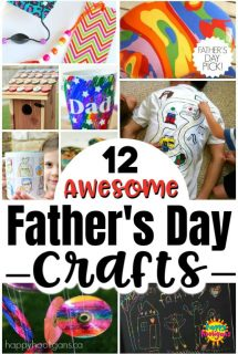 Fun And Easy Crafts For Kids Ages Toddler To Tween Happy Hooligans