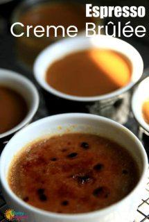Delicious Espresso Creme Brûlée Recipe