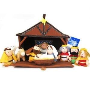 Talicor Plush Nativity Set Toddlers