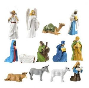 Safari Toobs Nativity Set