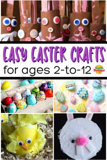 Easy Easter Crafts for Kids