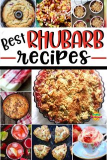 22 of the Best-Rhubarb-Recipes