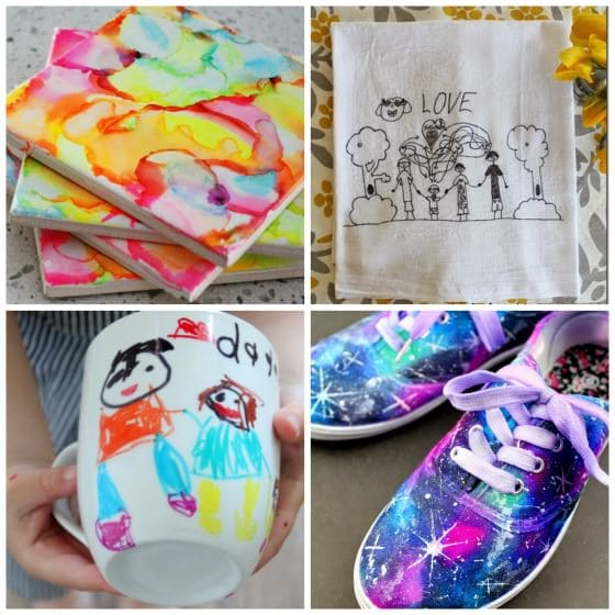 Sharpie Art Projects for Kids