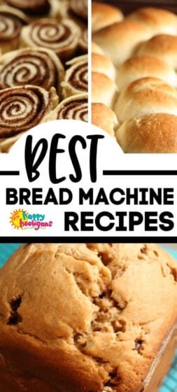 Best Bread Machine Recipes