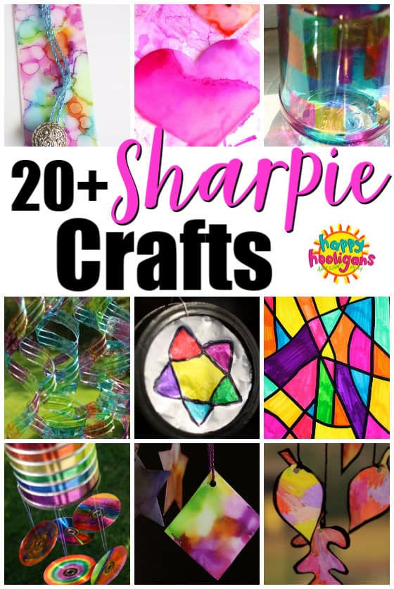 20+ Sharpie Art Ideas