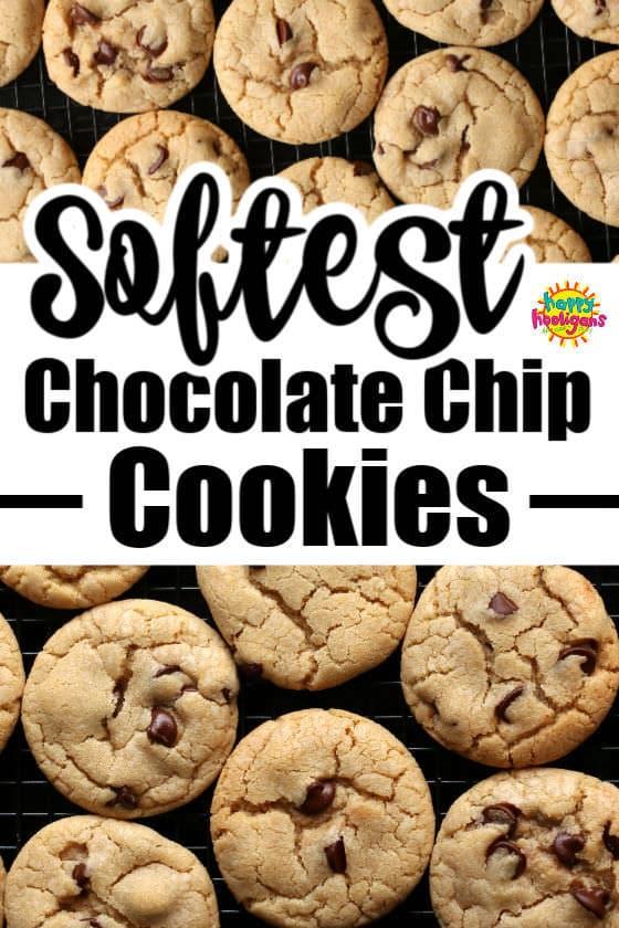 Best Soft Chocolate Chip Cookies Recipe