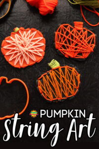 Cardboard-Pumpkin-String-Art-craft-for-kids