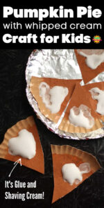 Long pin pumpkin pie puffy whipped topping