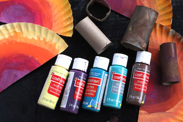 paint colours for turkey body